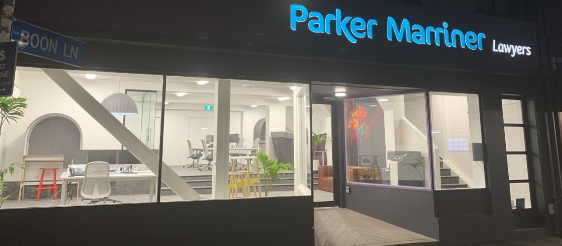 Parker Mariner Lawyers servicing the legal needs of people in Hawera, Stratford, Opunake and the wider Taranaki community